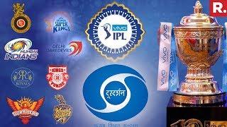 IPL 2018 To Be Broadcast On Doordarshan