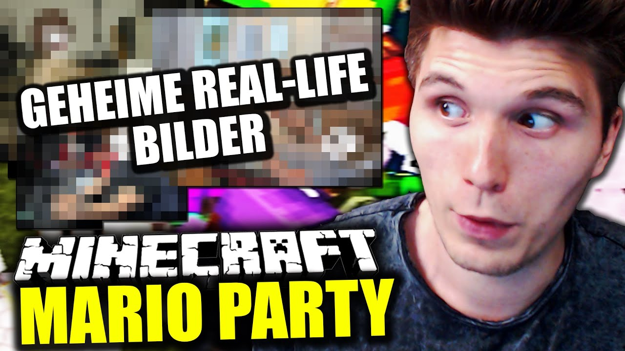 Germanletsplay reallife  GEHEIME GLP REALLIFE FOTOS! & MEIN NEUER BART! ✪ Minecraft Mario ...