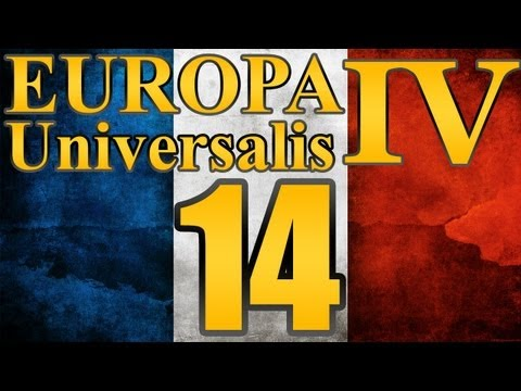"Europa Universalis 4 France ""Our First Colony!"" EP:14 [1486-1493]"