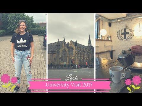 Leeds University Visit 2017