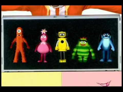 Yo Gabba Gabba Theme Song on Vimeo