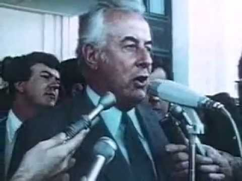 The Dismissal 1 of 5 Of Gough Whitlam On 11th November 1975