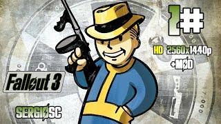 Fallout 3 Modo Muy difícil #2 Nuestras primeras misiones DIRECTO PC Ultra 1440p +MODs