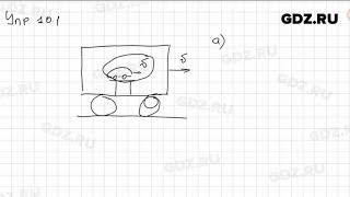 Упр 10.1 - Физика 9 класс Пёрышкин