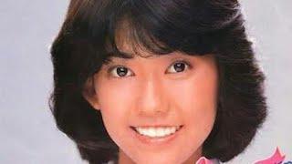 こんにちは   東京は梅雨の晴れ間で朝から快晴です   松本伊代さんは1980年代のアイドル    ✨ 伊代ちゃんのデビュー曲です.