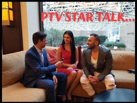 STAR TALKS with PRAD - featuring model & actor Amit & Manisha