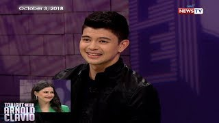 Tonight with Arnold Clavio: Janine reacts to Rayver's video