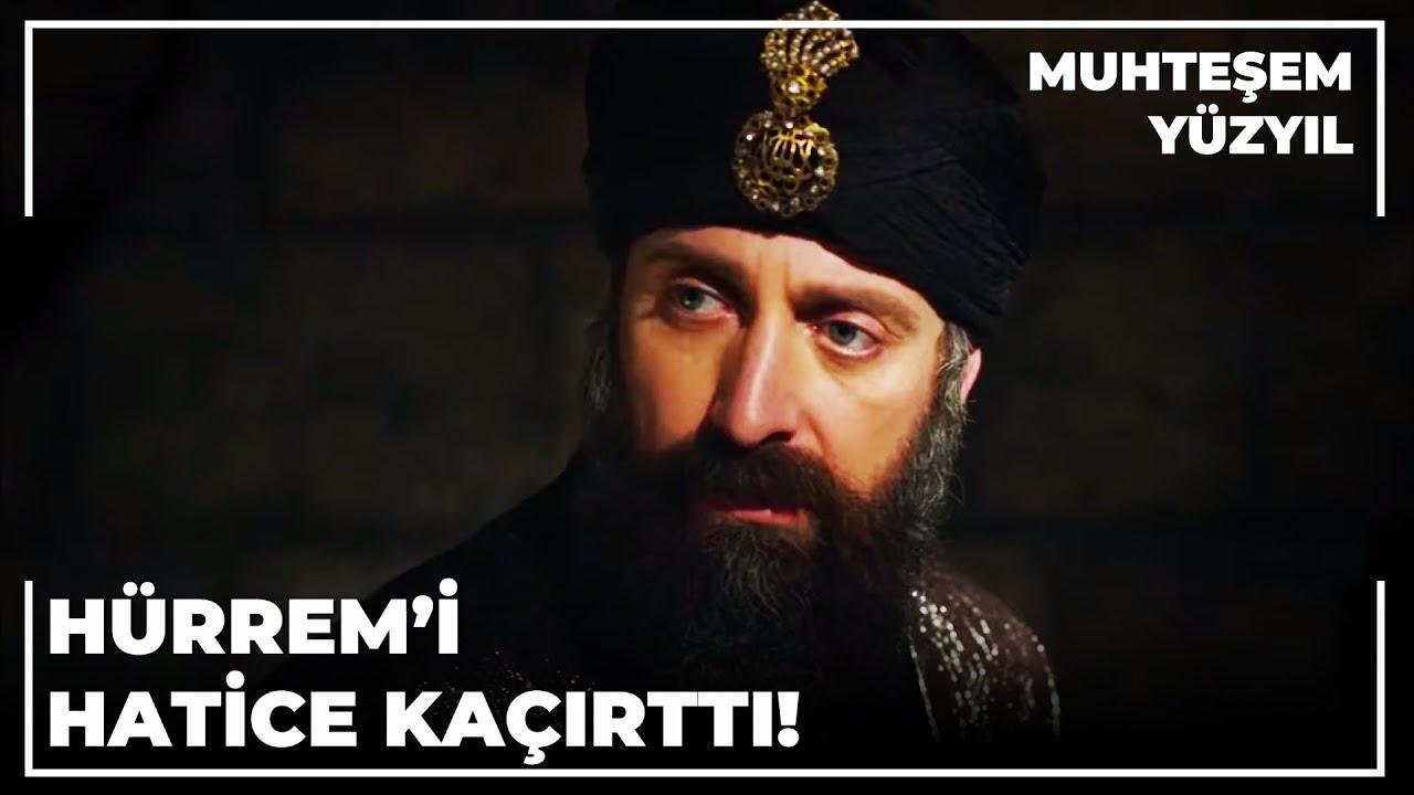 Sultan Süleyman, Hürrem'i Kimin Kaçırdığını Öğrendi! | Muhteşem Yüzyıl