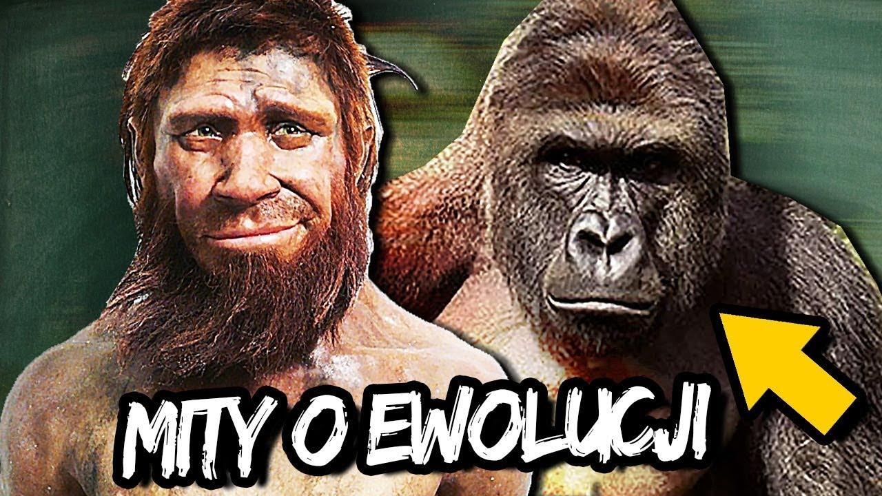 Obalamy kolejne 5 MITÓW na temat ewolucji – EUREKA