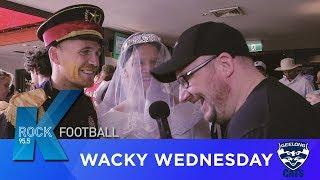 Geelong Cats Wacky Wednesday Krock Football