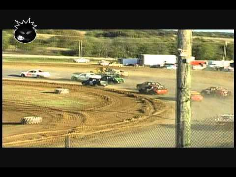 Lake Country Speedway Winter Nationals Sunday 10-24-10 Highlights