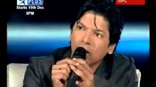 Altercation between Shaan-Mika at Music ka Maha Muqqabala