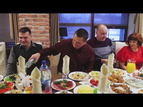 ЮБИЛЕЙ Сергея ресторан