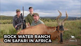 The Rainwaters Plains Game Hunting Safari   GTS Productions   John X Safaris