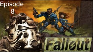 Fallout 1 part 8 running into radiation for the brotherhood!