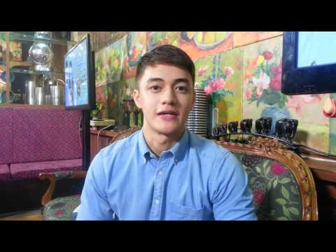 Dominic Roque's Brother Mark for Wattpad Presents