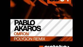 Pablo Akaros-Omron-Ploygon Remix-Sintetics Digital 004-Omron