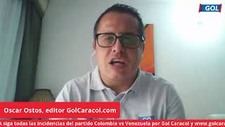 Gol Caracol vive la Eliminatoria al Mundial Catar 2022