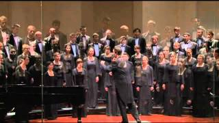 "USC Concert Choir: ""Londonderry Air"" arr. Arthur Frackenpohl, conducted by Cristian Grases"