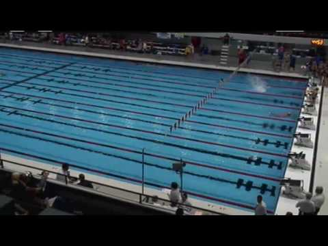 2016 SwimFest IUPUI Sunday AM