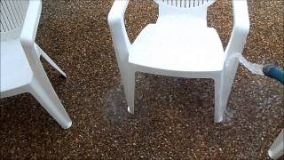 Clean Patio Chairs Fast And Cheap