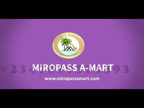 How U Can Make 5k-300k Daily On Miropass A Mart.