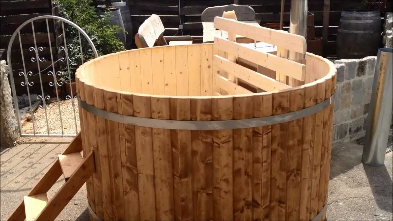 Badetonne Kaufen How To Educational Wooden Sauna Wooden Hot Tub Videos