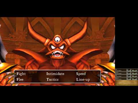 Dragon Quest VIII (3DS) #84 Making Estark My Bitch