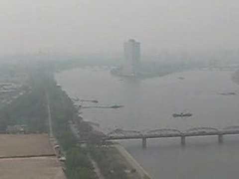 Juche Tower Pyongyang