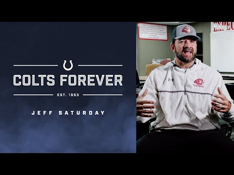 Jeff Saturday | Colts Forever