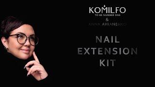 Komilfo Стартовий набір для моделювання від Анни Авраменко.