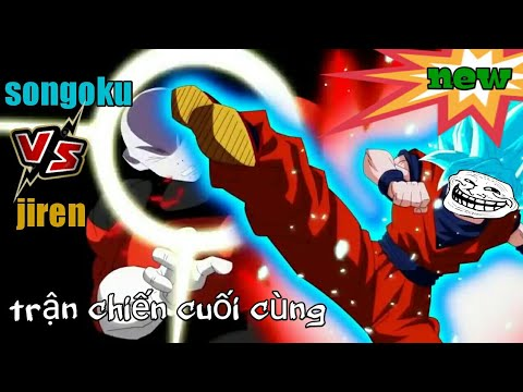 Songoku vs Jiren, trận chiến cuối cùng thumbnail