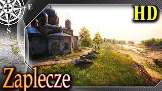 Zaplecze - nowa mapa wygląda rewelacyjnie! - World of Tanks