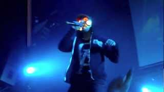 Repeat youtube video Dead Bite - Hollywood Undead (Live @ Key Club West Hollywood 1/8/13)