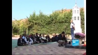 France 24: Ahmadiyya Muslims inaugurate first Mosque in France