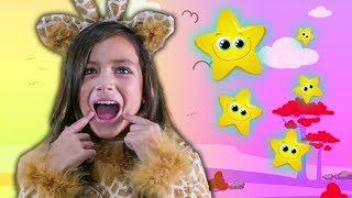Cabeza, Hombros, Rodillas y Pies | Las Mejores Canciónes Infantiles en Español