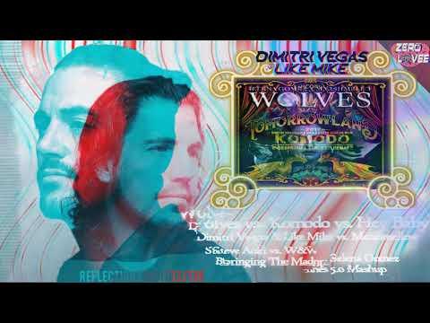 Wolves vs. Komodo vs. Hey Baby (Dimitri Vegas & Like Mike Mashup)