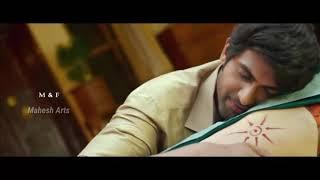Cute Love telugu status😊 | Vennello uyyala uge o bomma song status | Telugu love status |