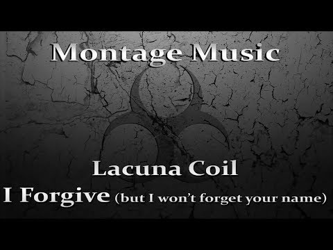 Lacuna Coil - I Forgive (But I Won't Forget Your Name) w/Lyrics