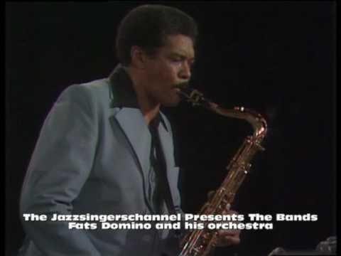 Fats Domino and His Orchestra jambalaya