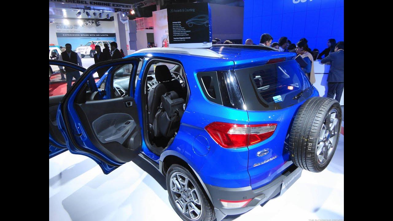 Image Result For Ford Ecosport Titanium