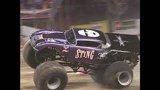 Freestyle Sting Monster Jam World Finals 2001