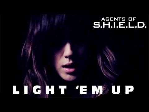 agents of shield  light em up