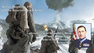 CG Chronicling Military Stories - Lt. General Raymond G. Davis, Korean War