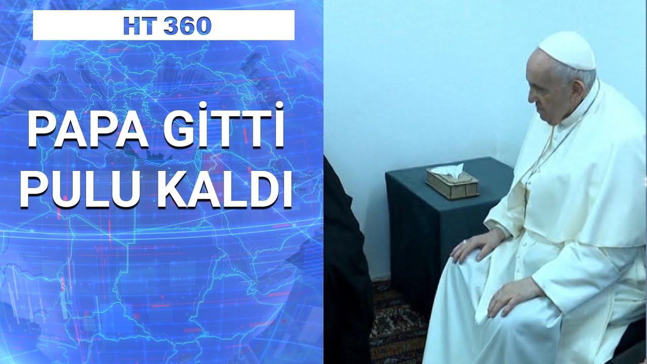 Papa Francis'in Irak Ziyaretini Afşin Yurdakul'a Değerlendirdim.