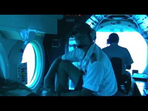 Atlantis Submarine in Maui, Hawaii - Includes Shipwreck Footage!