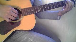 Repeat youtube video 【伴奏屋TAB譜】ベイビー・アイ ラブ ユー TEE ギター カバー タブ譜あり