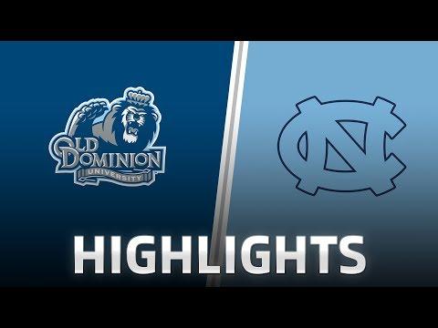 Highlights: North Carolina at ODU