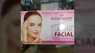 Urgent whitening Facial