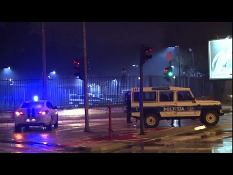 Montenegro police on alert after US embassy attack